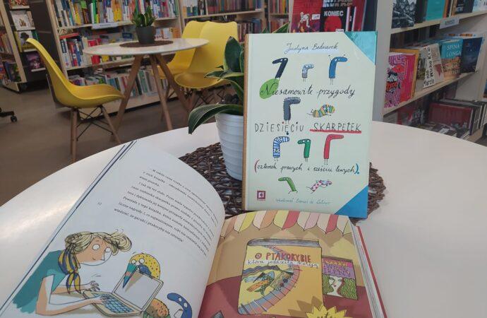 Autorka bestsellerowej książki dla dzieci odwiedzi Księgarnię Dopełniacz