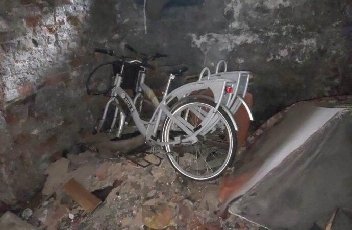 Trwa walka o KajTeroza. Osoby, które niszczą rowery nie są bezkarne