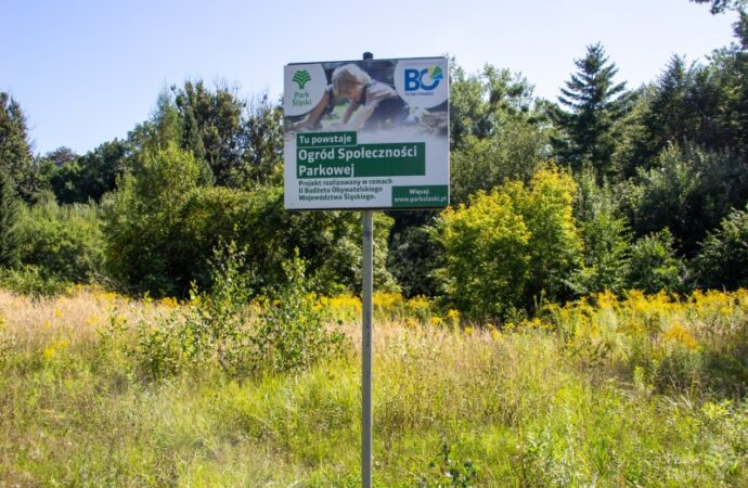 Ogrodu Społeczności Parkowej coraz bliżej