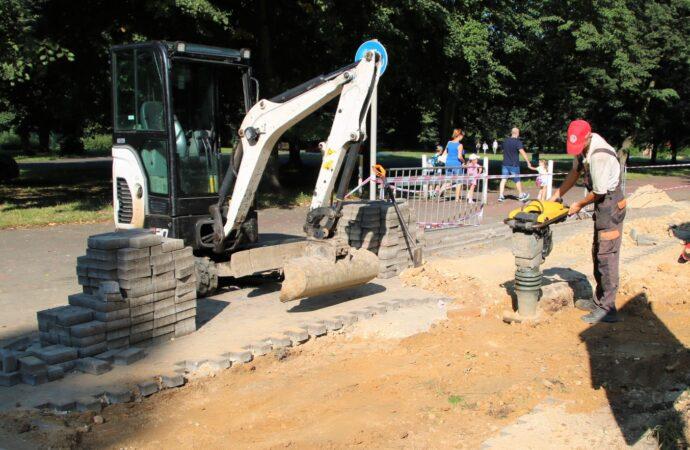 Park Śląski wymienia instalację energetyczną