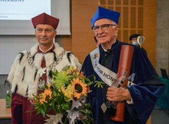 Antoni Piechniczek doceniony przez katowicki AWF