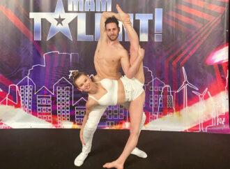 Duet akrobatyczny Sokolni wystąpi w Mam Talent