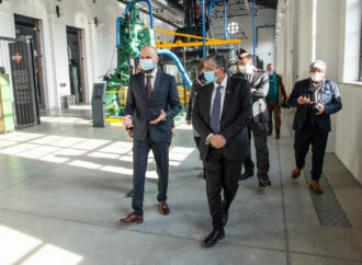 Historia spotyka się teraźniejszością. Arcelor Mittal partnerem Muzeum Hutnictwa